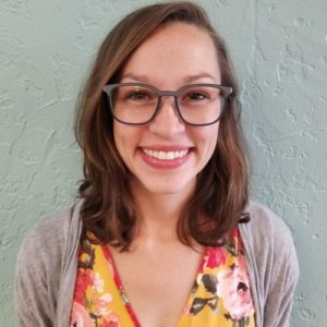 Abby Rains, Community-Based Program Coordinator