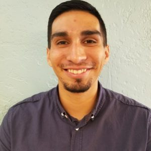Brandon Lagunas, School-Based Mentoring Program Coordinator