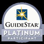 GuideStar Platinum Participant Badge