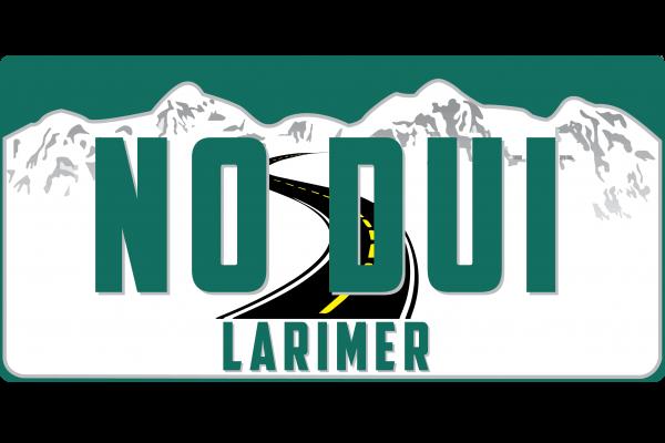 No DUI Larimer [Logo]