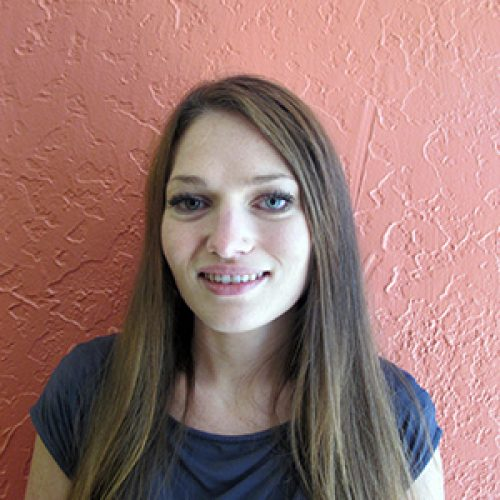 Shayna Kefalas, Community-Based Program Manager