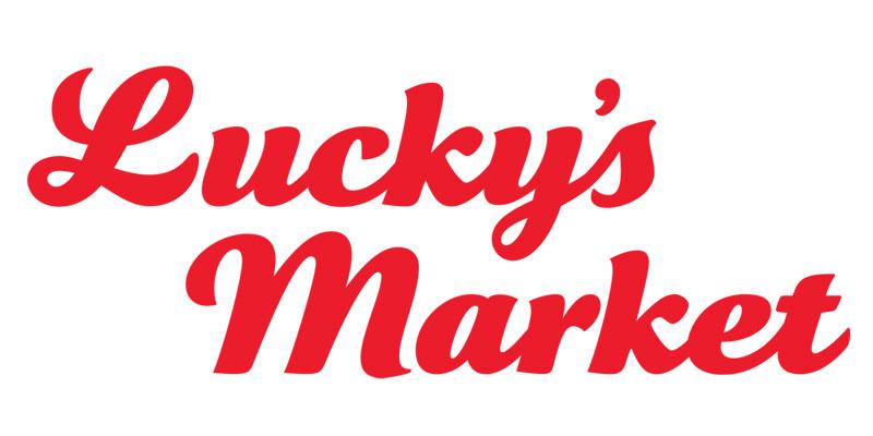Lucky's Market Logo